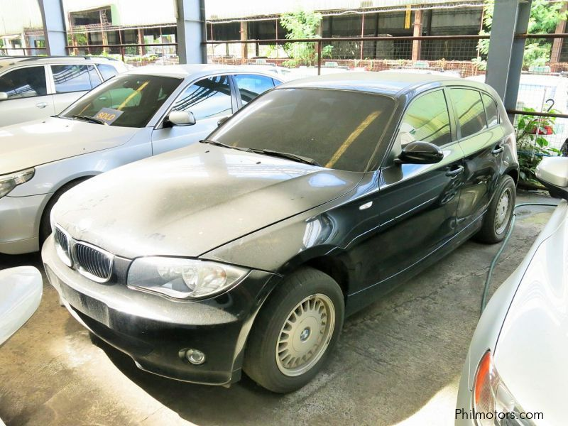 Used BMW 116i for sale in Quezon City