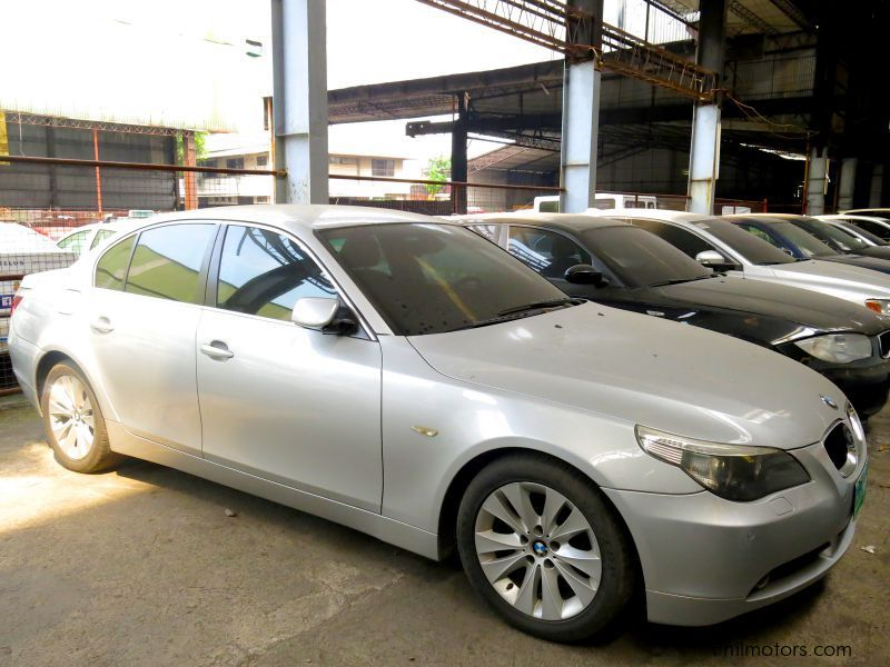 Used BMW 525 i for sale in Quezon City