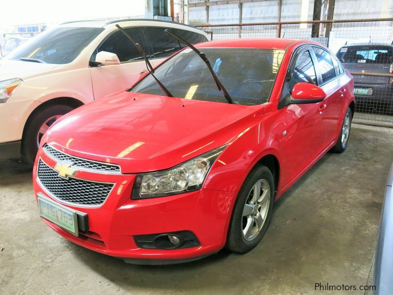 Used Chevrolet Cruze LS for sale in Quezon City