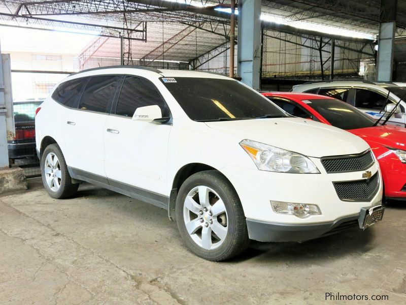Used Chevrolet Traverse LT 4x4 for sale in Quezon City
