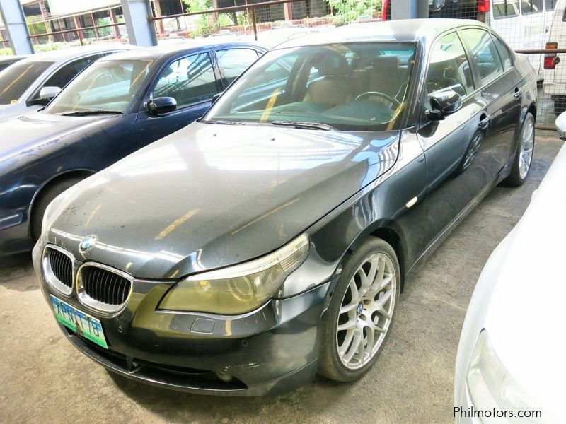 Used BMW 525i for sale in Quezon City