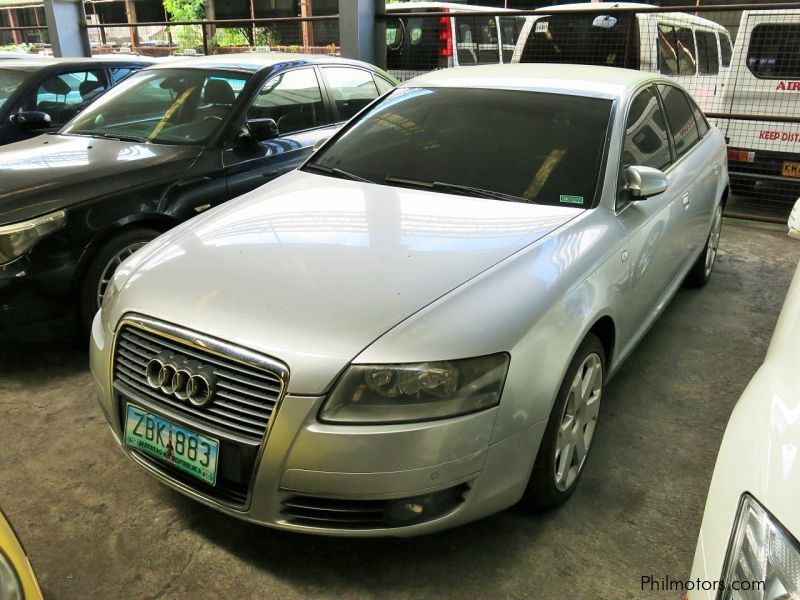 Used Audi A6 for sale in Quezon City