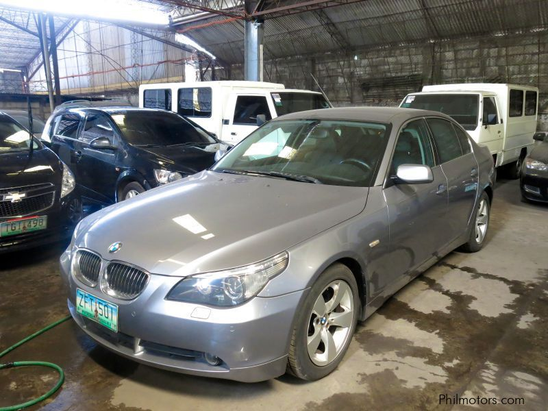 Used BMW 530 d for sale in Quezon City
