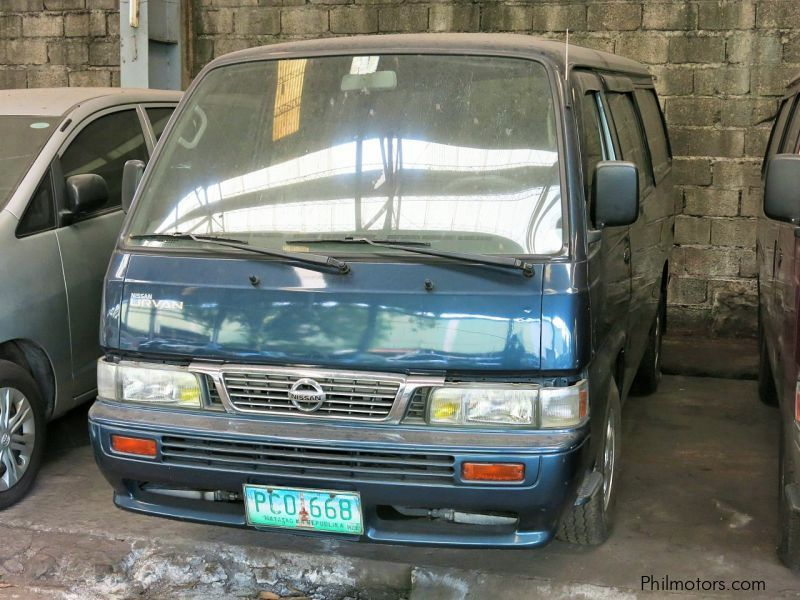 Used Nissan Urvan VX 18 Seaters for sale in Quezon City