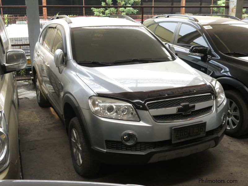 Used Chevrolet Captiva for sale in Quezon City