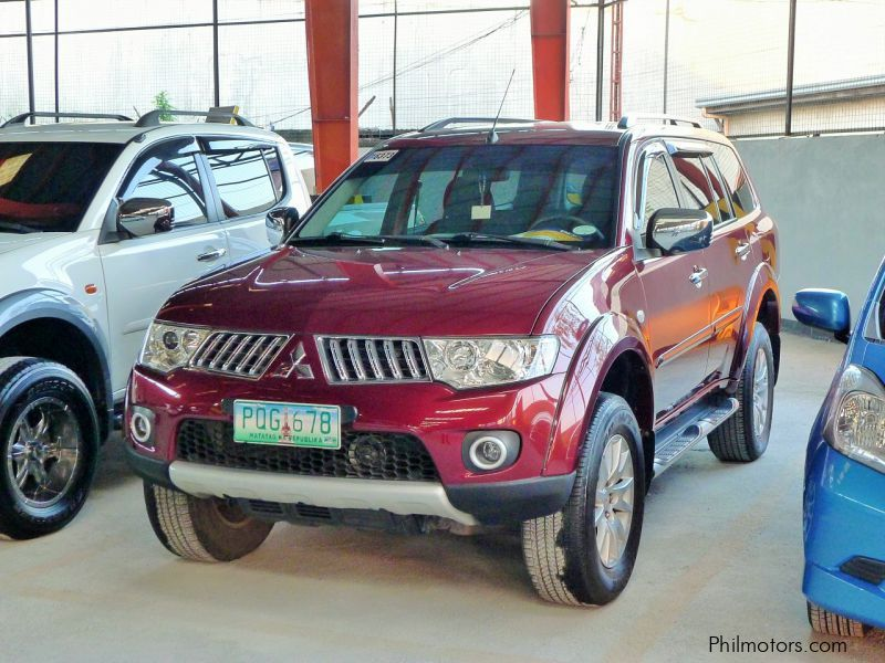 Used Mitsubishi Montero 2.5 A/T Sport for sale in Quezon City