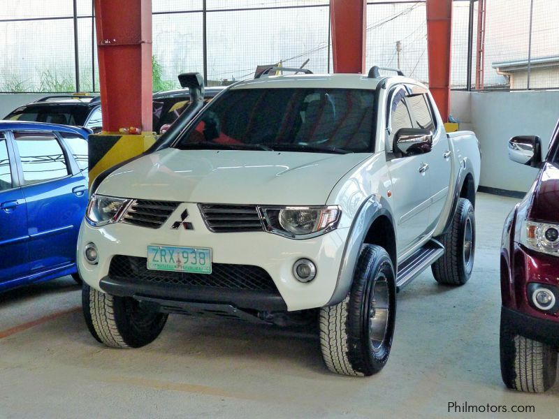 Used Mitsubishi Strada GLS for sale in Quezon City