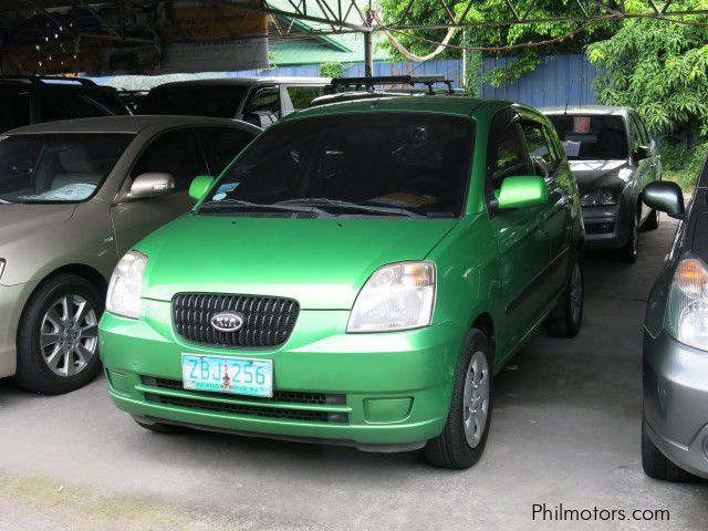 Used Kia Picanto for sale in Pasay City