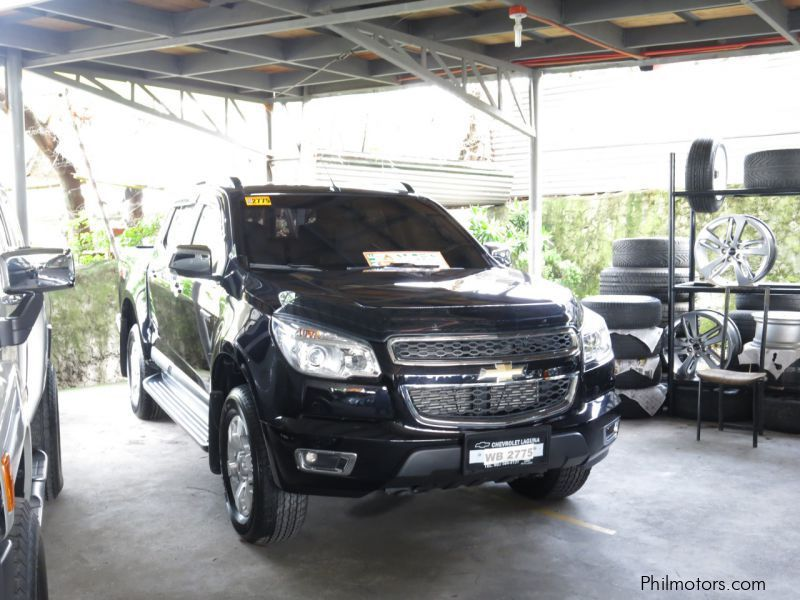 Used Chevrolet Colorado for sale in Pasig City