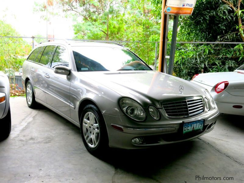 Used Mercedes-Benz E320 for sale in Pasig City