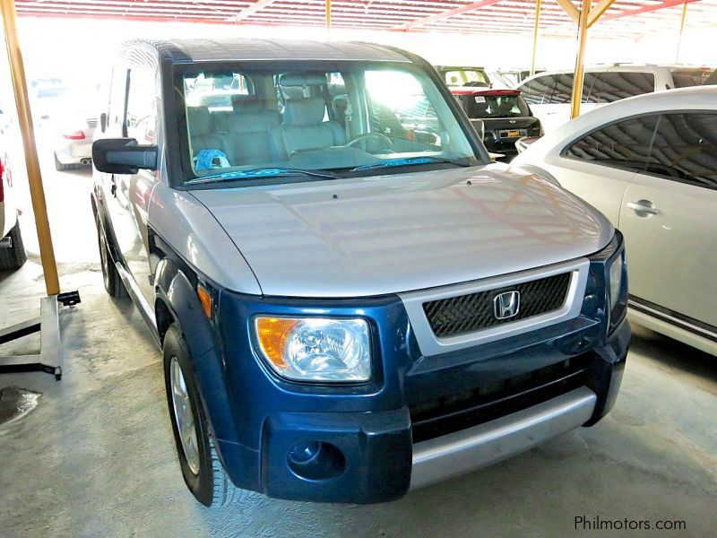 2005 honda element gas car photos   automatic transmissions  1 km milage