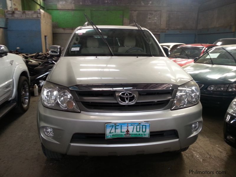 Used Toyota Fortuner G for sale in Pasig City