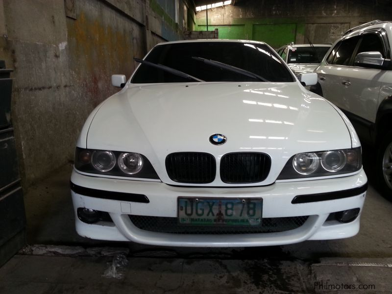 Used BMW 523i for sale in Pasig City