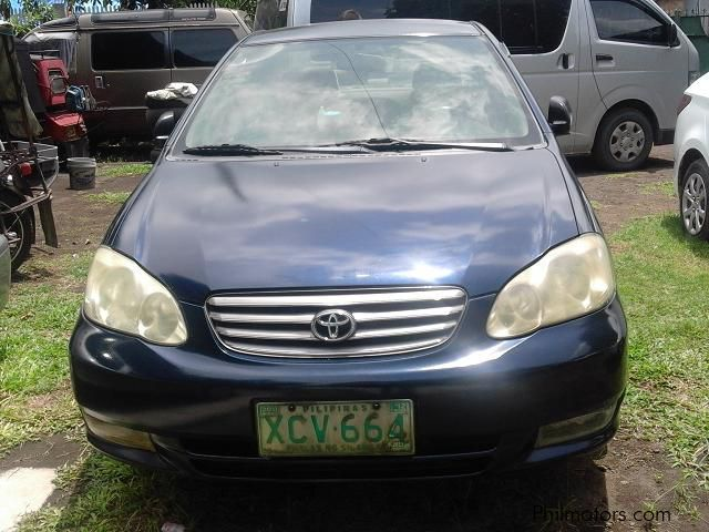 Used Toyota Altis 1.6J for sale in Pasig City