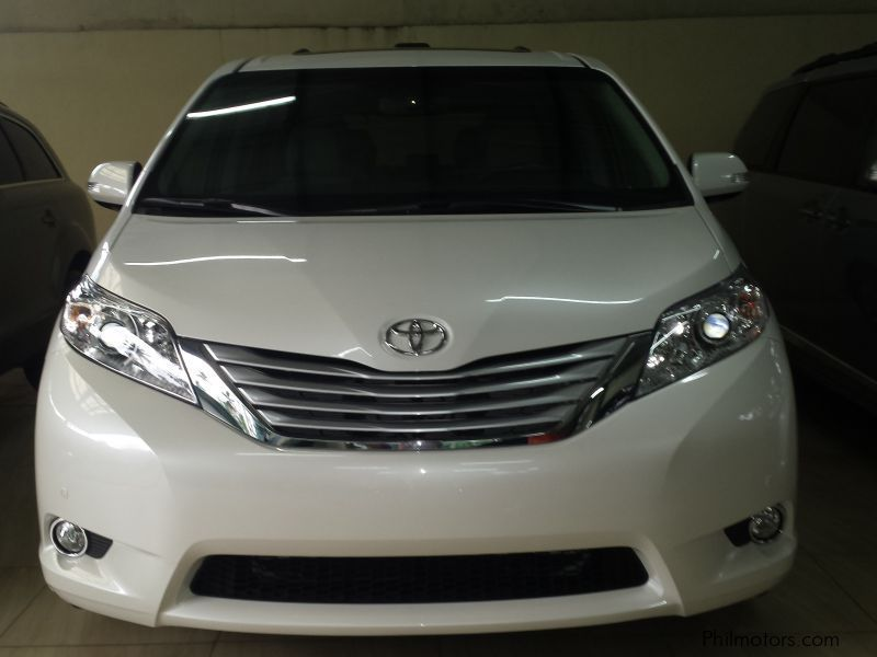 New Toyota Sienna for sale in Quezon City