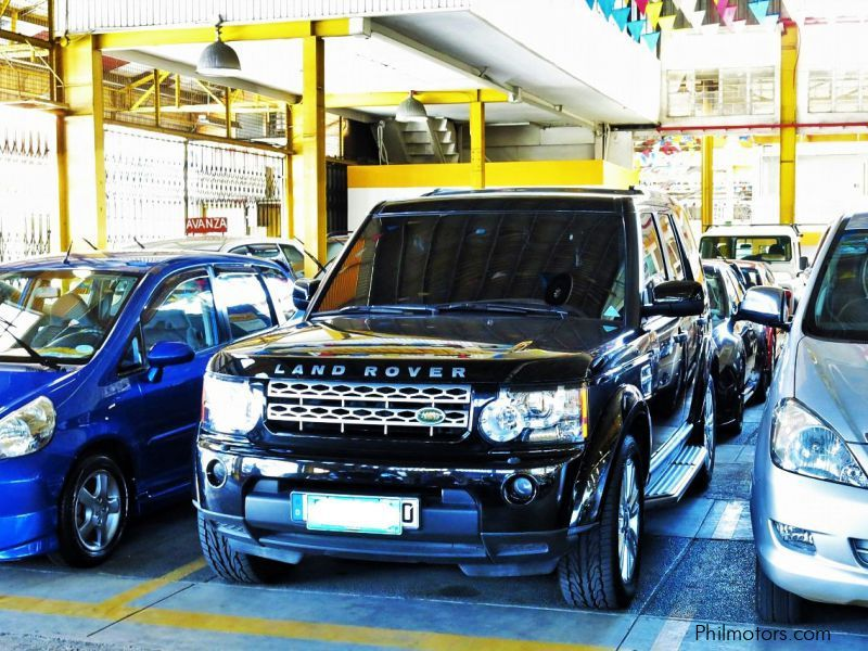 Used Land Rover Discovery 4 for sale in Quezon City