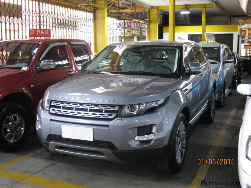 Used Land Rover Evoque Range Rover  for sale in Quezon City