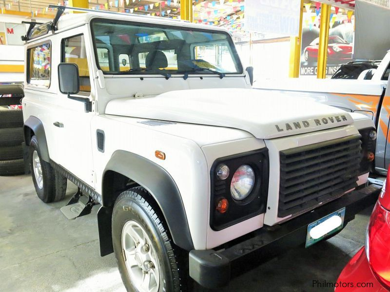 Used Land Rover Defender 90 for sale in Quezon City