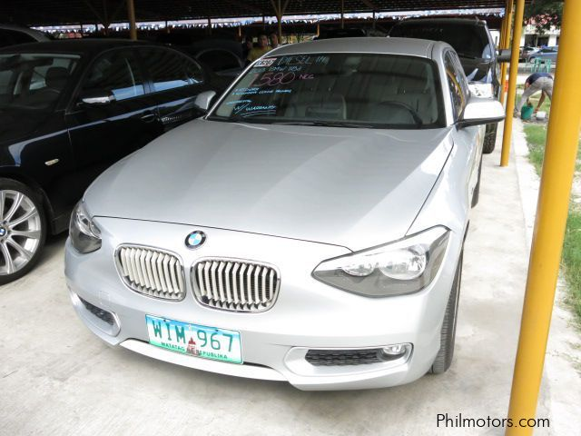 Used BMW 118d for sale in Pasig City