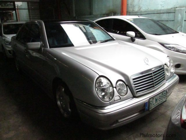Used Mercedes-Benz E280 for sale in Paranaque City