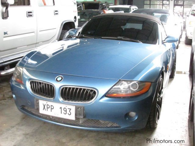 Used BMW Z4 for sale in Paranaque City
