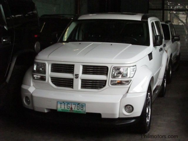 Used Dodge Nitro for sale in Paranaque City