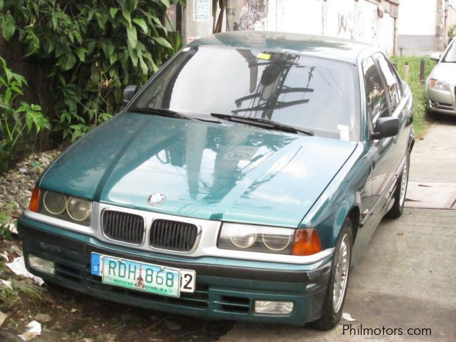 Used BMW 320i for sale in Paranaque City