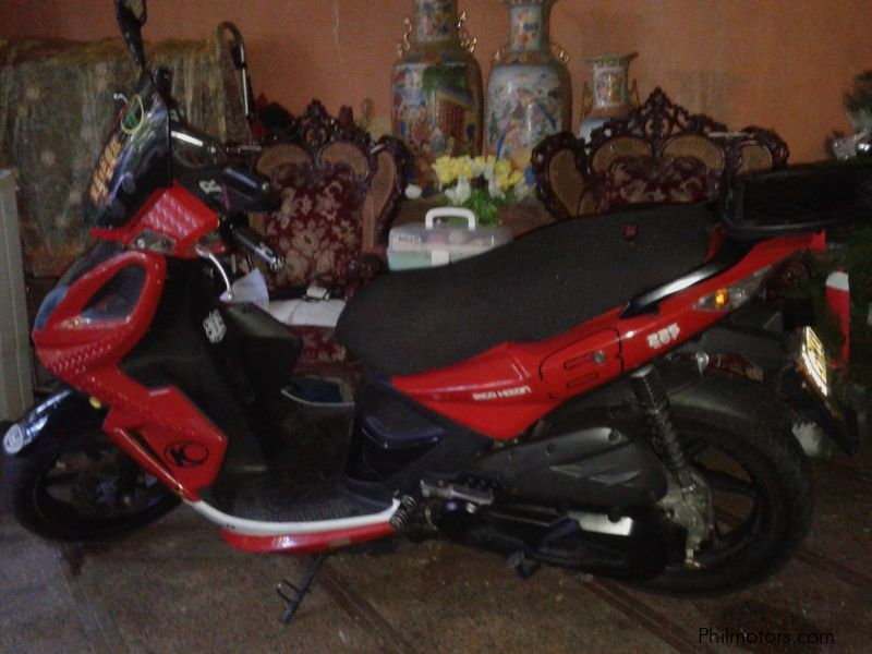 Used Kymco SUPER 8 for sale in Quezon City