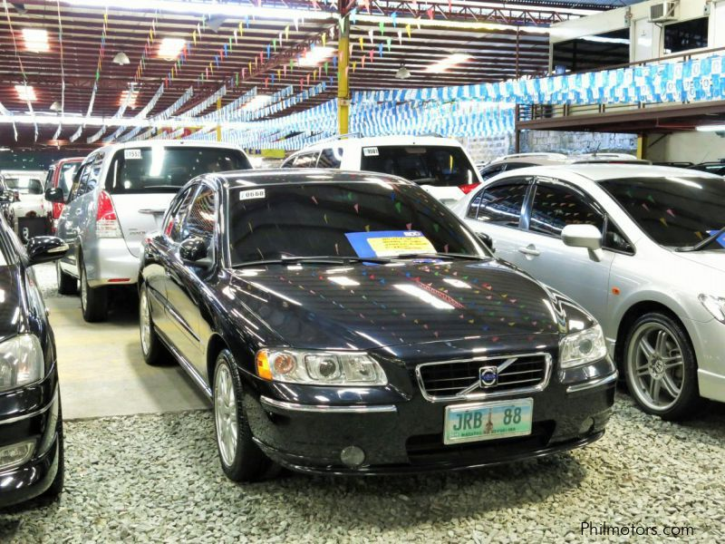 Used Volvo S60 T5 for sale in Quezon City