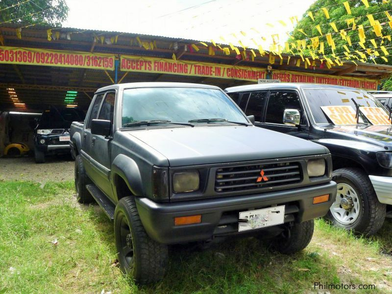 Used Mitsubishi Strada for sale in Cebu