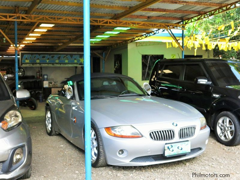 Used BMW Z4 for sale in Cebu