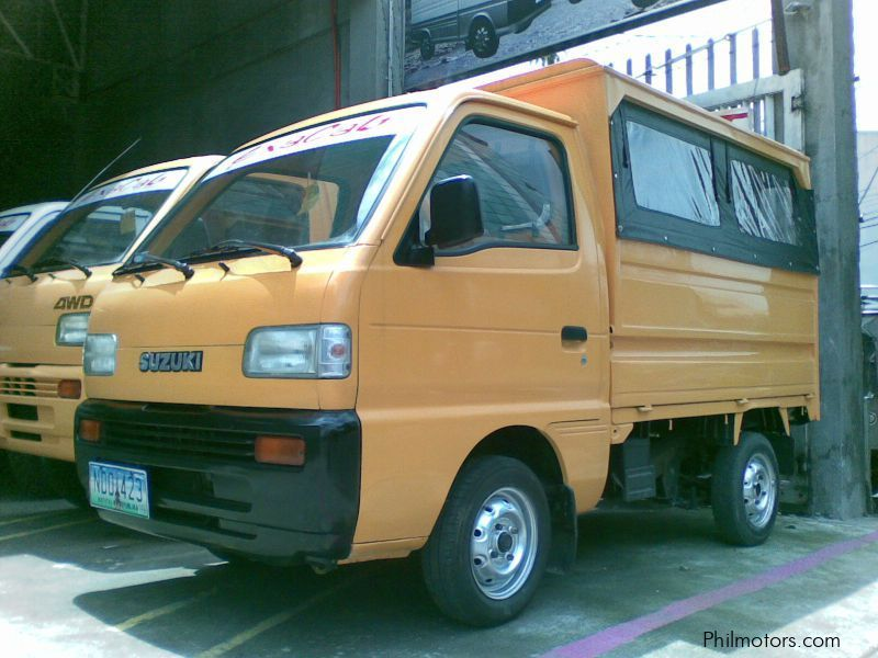 Used Suzuki Multicab Jeepney for sale in Pasig City