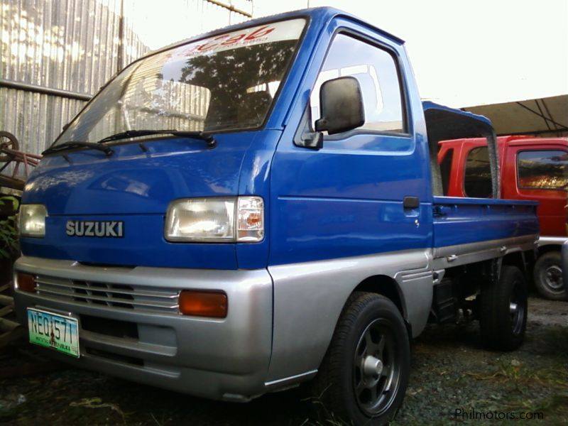 Used Suzuki Multicab Pick up for sale in Pasig City