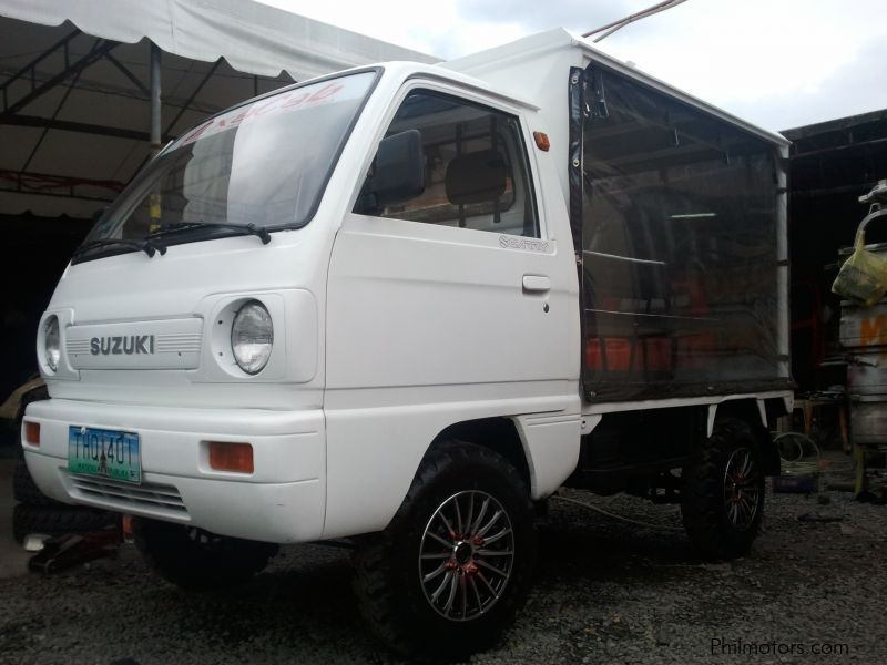 Used Suzuki Multicab Patrol  for sale in Pasig City