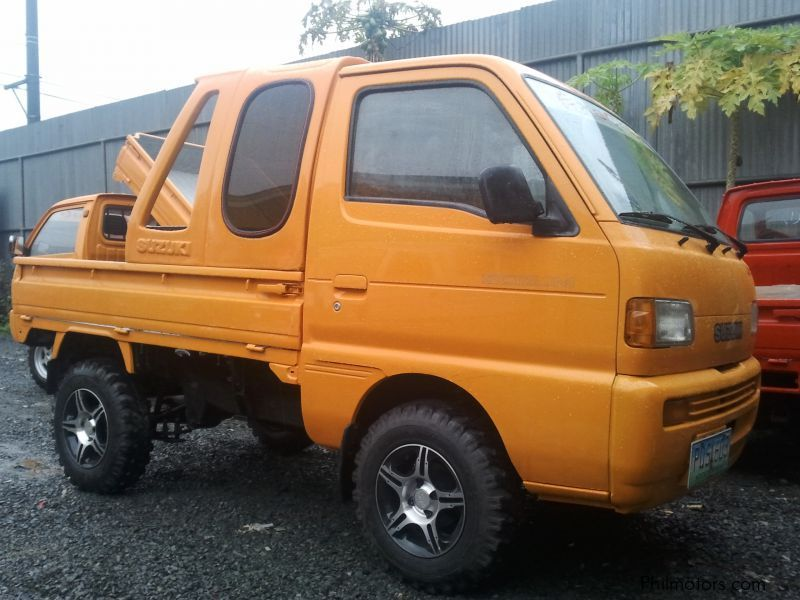 Pre-owned Suzuki Multicab  for sale in Pasig City
