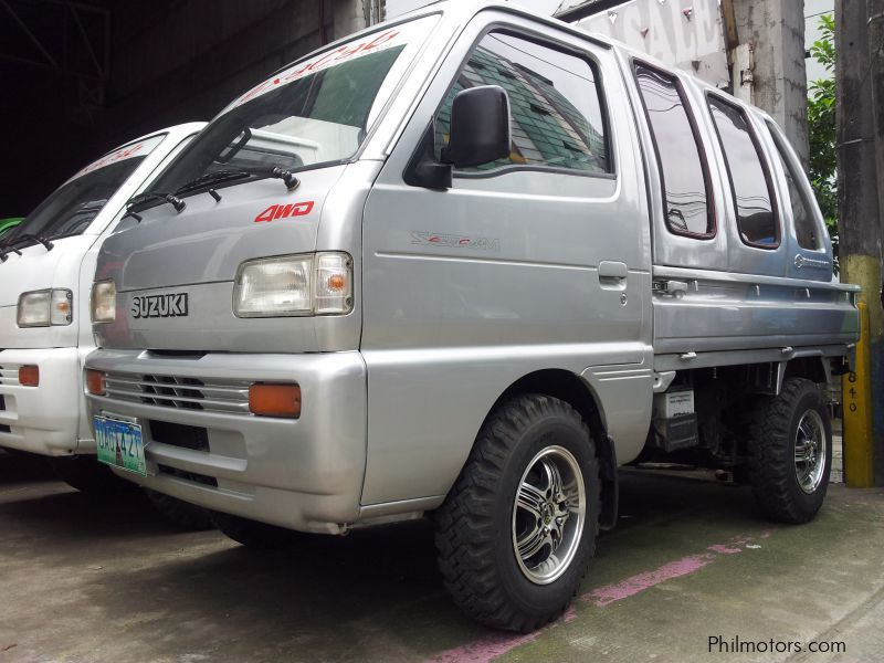 Pre-owned Suzuki Multicab Pick up for sale in Pasig City