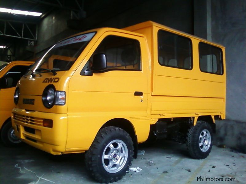 Used Suzuki Multicab FB for sale in Pasig City