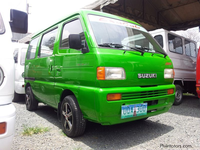 Used Suzuki Multicab Versa Van for sale in Pasig City