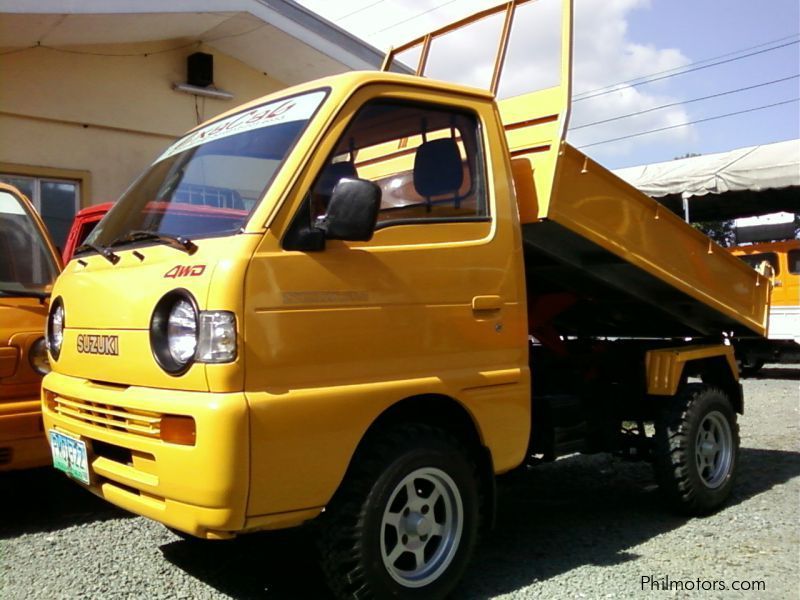 Used Suzuki Multicab Dump Truck for sale in Pasig City