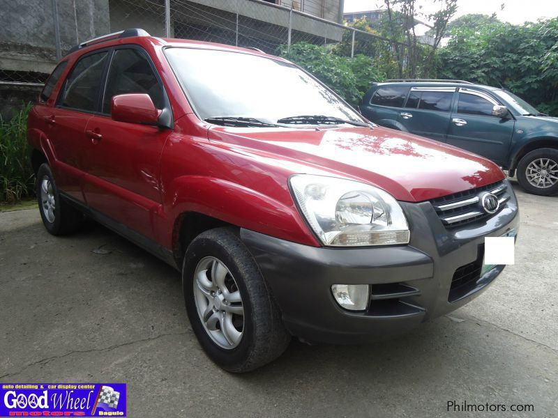 Used Kia Sportage for sale in Benguet