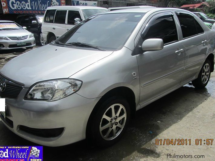 Used Toyota Vios 1.3E for sale in Benguet