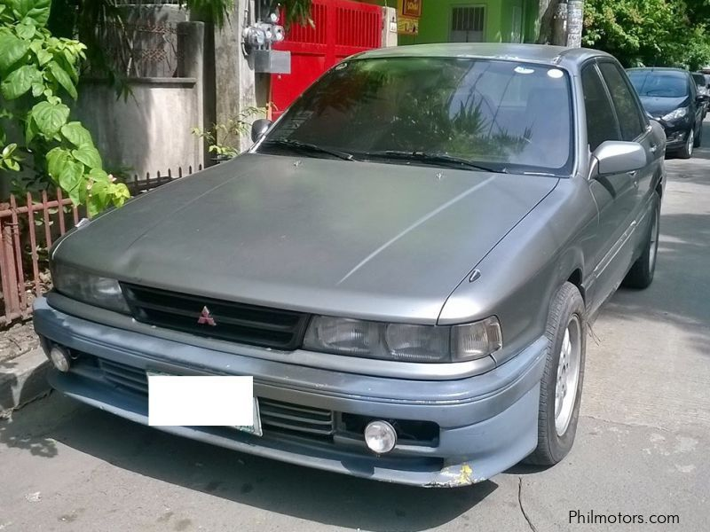 Used Mitsubishi Galant Super Saloon for sale in Benguet