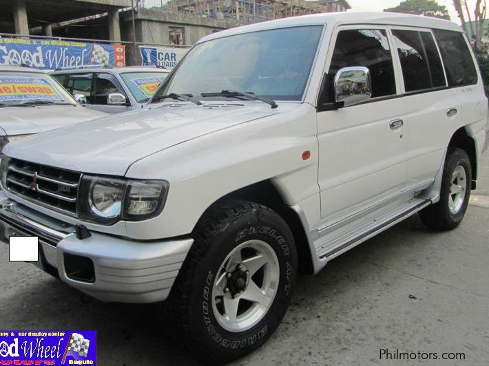 Used Mitsubishi Pajero Fieldmaster  for sale in Benguet