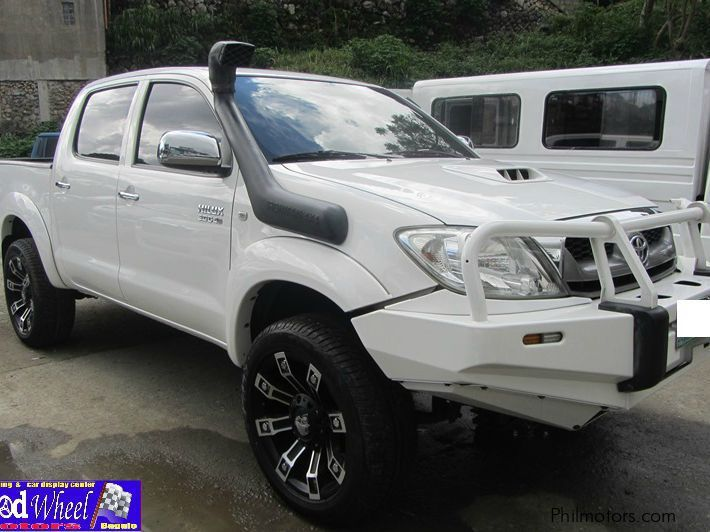 Used Toyota Hilux  for sale in Benguet