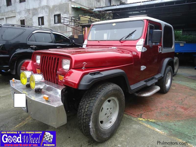 Used Jeep Wrangler  for sale in Benguet