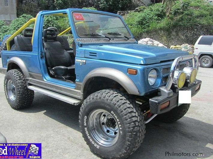 Used Suzuki Samurai  for sale in Benguet