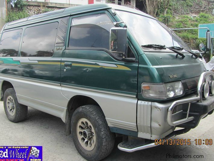 Used Mitsubishi Delica Super Exceed  for sale in Benguet