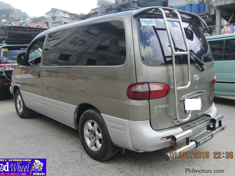 Used Hyundai Starex SVX for sale in Benguet
