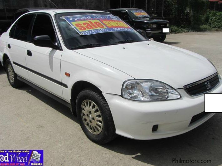 Used Honda Civic LXI Manual Tranny for sale in Benguet