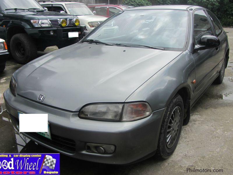 Used Honda Civic Hatchback for sale in Benguet